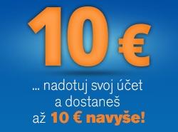10€ od Tipsportu